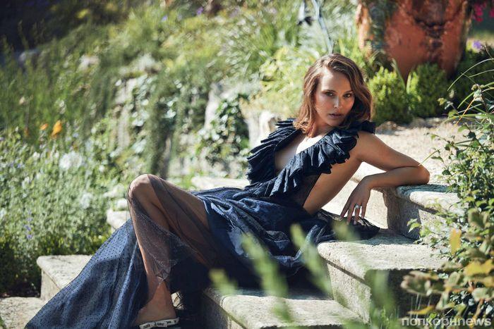 Натали Портман в фотосессии для Madam Figaro (сентябрь 2017)