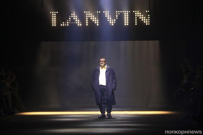 Альбер Эльбаз покидает Lanvin