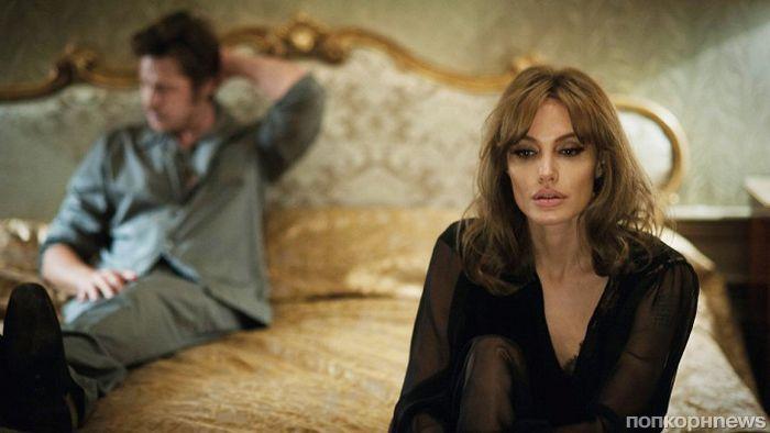Анджелина Джоли рассказала, как пыталась спасти брак с Брэдом Питтом