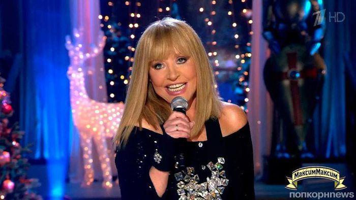 Алла Пугачева появится в новогоднем шоу на Первом канале 31 декабря