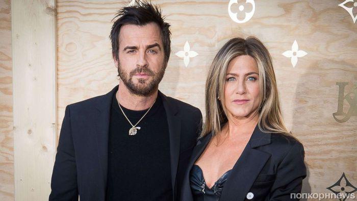 Дженнифер Энистон и Джастин Теру подписали брачный контракт и не будут делить деньги после развода