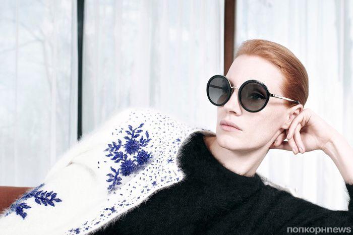 Джессика Честейн снялась в рекламной кампании Prada