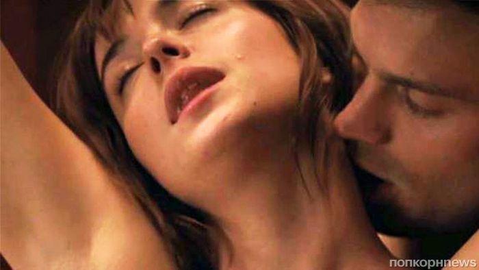 Дакота Джонсон рассказала о съемке секс-сцен в «Пятьдесят оттенков свободы»