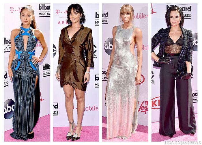 Фото: звезды на красной дорожке Billboard Music Awards 2016