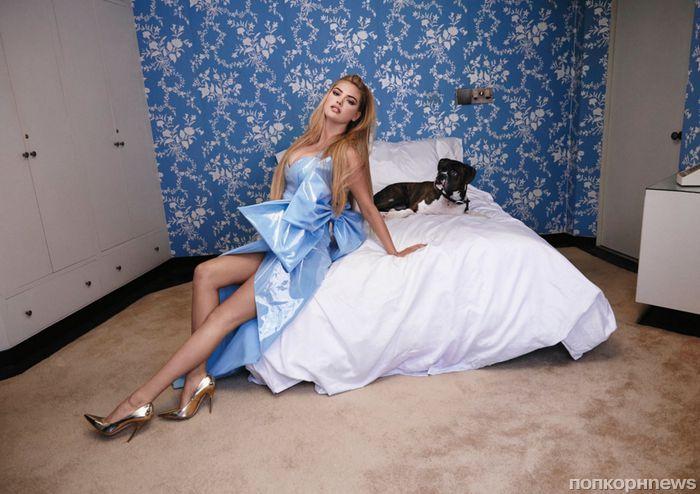 Кейт Аптон в фотосессии для журнала V Magazine