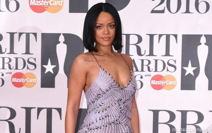 Фото: звезды на церемонии наград Brit Awards в Лондоне