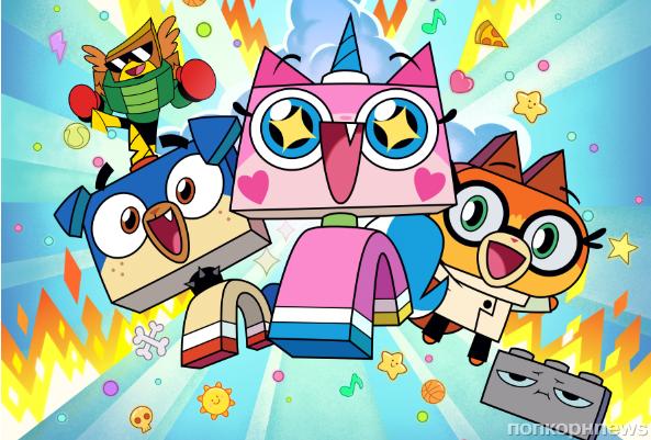 Cartoon Network запускает новый мультсериал «Юникитти»