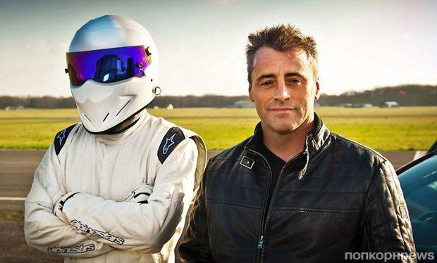 Звезда «Друзей» Мэтт ЛеБлан останется ведущим Top Gear в 2017 году
