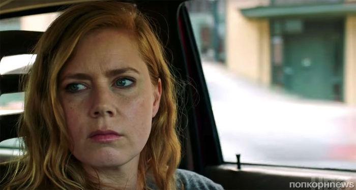 Видео: Эми Адамс в первом трейлере нового сериала «Острые предметы»