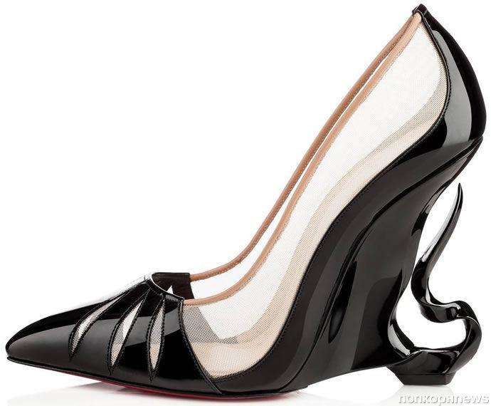 Christian Louboutin  выпускает туфли, посвященные фильму «Малефисента»