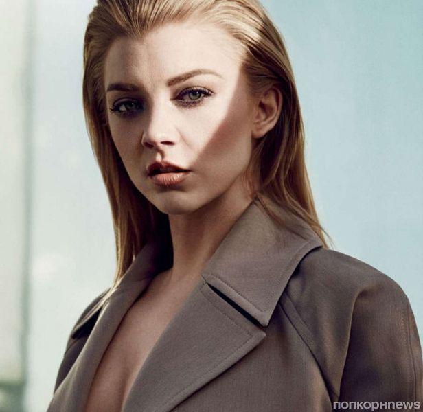 Фото: звезда «Игры престолов» Натали Дормер в Fashion Magazine, февраль 2016