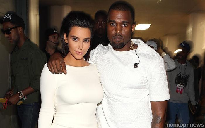 Ким Кардашьян и Канье Уэст назвали новорожденную дочку в честь города Чикаго
