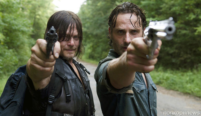 У 8 сезона «Ходячих мертвецов» оказались самые низкие рейтинги за 5 лет