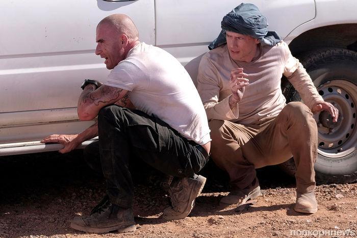 Доминик Перселл анонсировал съемки 6 сезона «Побега»