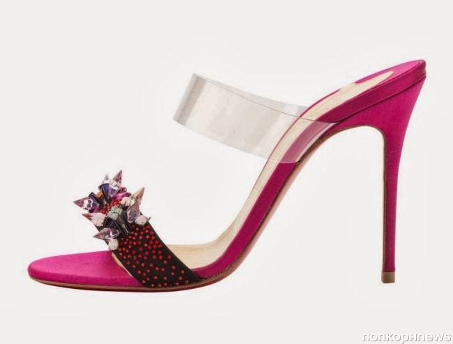 Новая коллекция Christian Louboutin. Весна / лето 2014