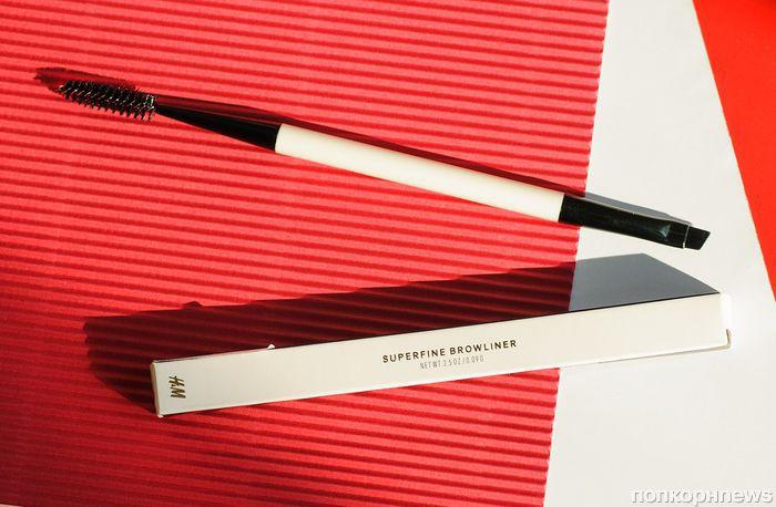 Секреты красоты: Карандаш для бровей H&M