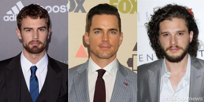 Журнал  People  выбрал самых сексуальных мужчин года