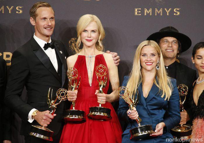 Официально: Николь Кидман и Риз Уизерспун вернутся во 2 сезоне «Большой маленькой лжи»