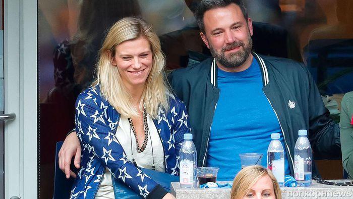 Бен Аффлек и Дженнифер Гарнер поругались на публике из-за его новой девушки