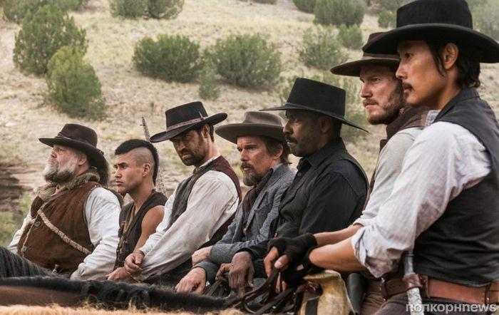Крис Прэтт, Дэнзел Вашингтон, Мэтт Бомер и другие в трейлере фильма «Великолепная семерка»