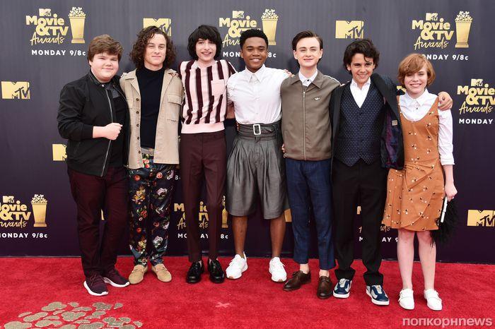 MTV Movie & TV Awards 2018: Крис Прэтт, Ким Кардашьян и другие звезды на красной дорожке