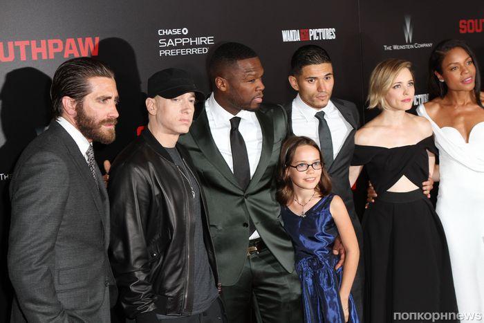 Звезды на премьере фильма «Левша» в Нью-Йорке