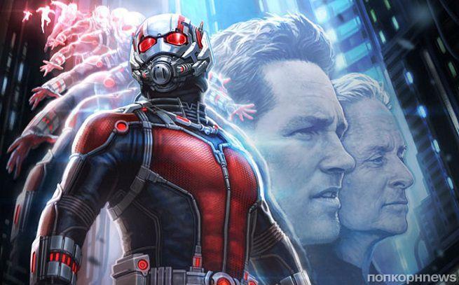 Marvel анонсировала сиквел «Человека-муравья»