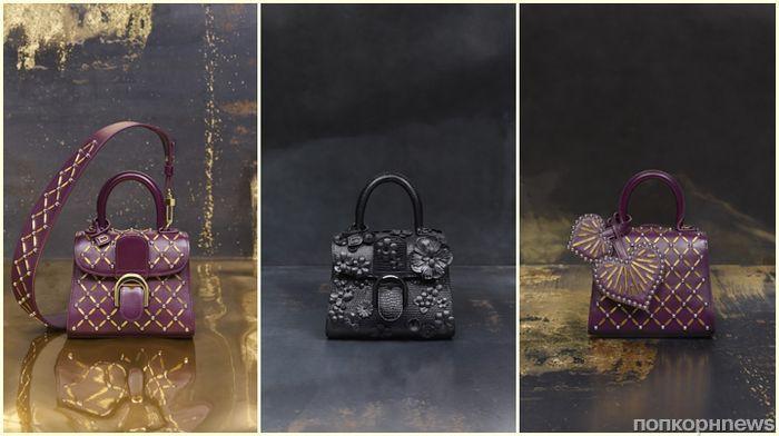 Бельгийский бренд выпустил коллекцию сумок в честь «Игры престолов»