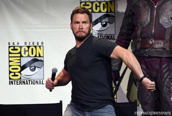 Фото репортаж с Comic Con 2016: Бенедикт Камбербэтч Крис Прэтт и другие звезды Marvel