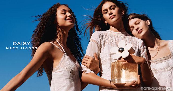 15-летняя дочь Синди Кроуфорд стала лицом аромата Marc Jacobs