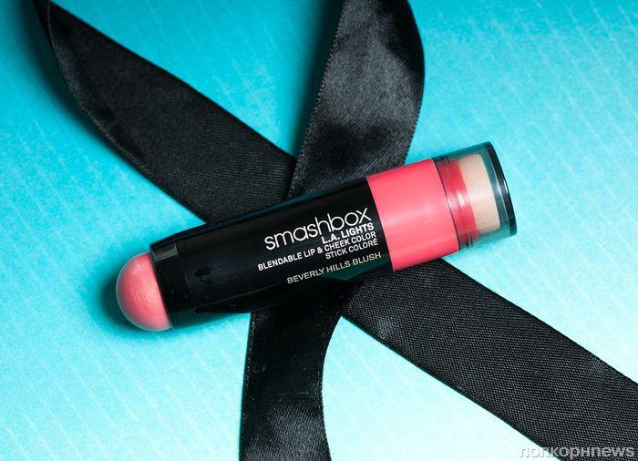 Секреты красоты: Кремовые румяна Smashbox
