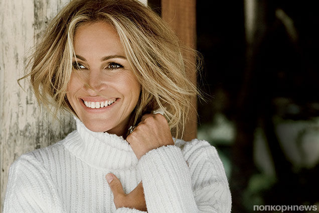 Джулия Робертс призвала женщин отказаться от макияжа