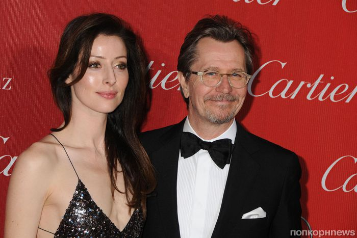 Гэри Олдман разводится  с женой