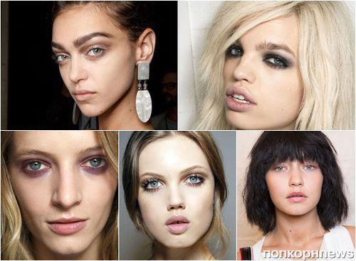 Модный макияж на выпускной бал 2017 для девушек: фото
