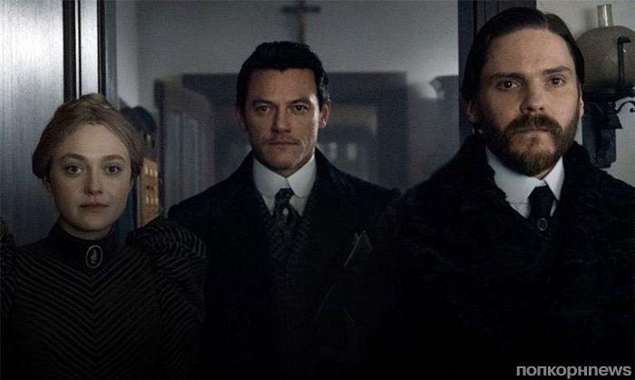 Дакота Фаннинг, Люк Эванс и Даниэль Брюль в новом трейлере «Алиениста»