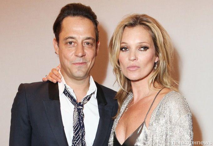 Кейт Мосс официально развелась с мужем