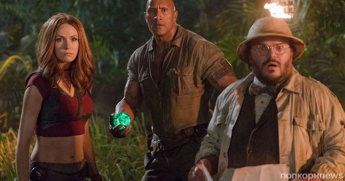 Дуэйн Джонсон подтвердил свое возвращение в сиквел «Джуманджи»