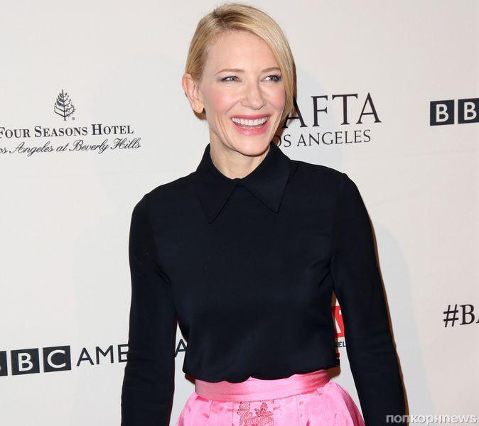 Звезды на чаепитии BAFTA в честь сезона кинопремий