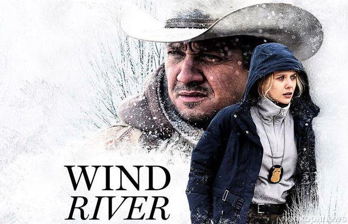 Джереми Реннер и Элизабет Олсен в первом трейлере триллера «Ветреная река»