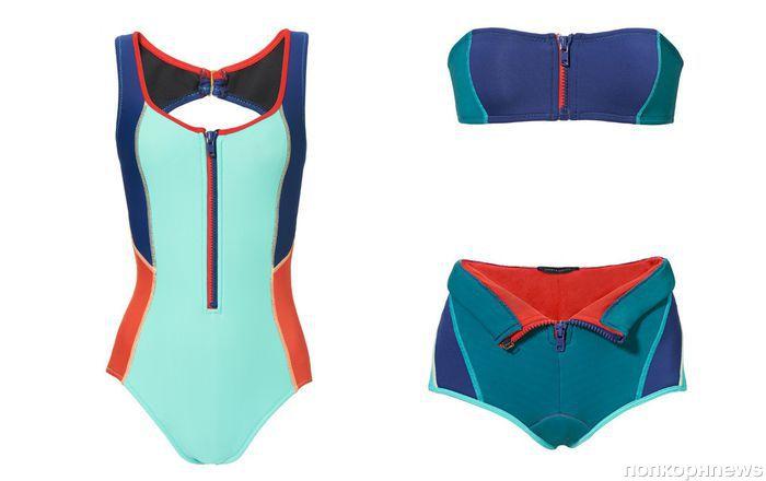 Коллекция купальников Tommy Hilfiger 2014