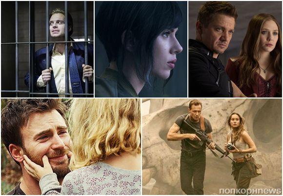 10 фильмов со звездами «Мстителей», которые выйдут в 2017 году