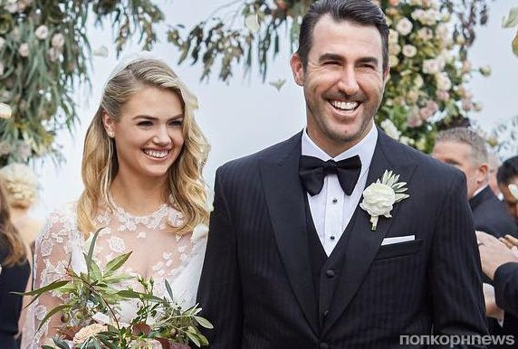 Кейт Аптон вышла замуж за баскетболиста