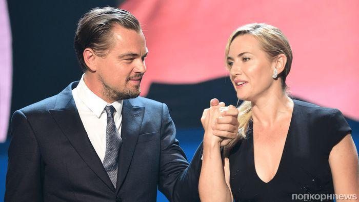 Кейт Уинслет и Леонардо ДиКаприо спасли жизнь больной раком девушке