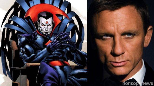 Дэниел Крэйг присоединится ко вселенной «Людей Икс» в роли злодея в «Гамбите»