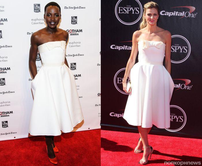 Fashion battle: Люпита Нионго и Эрин Эндрюс