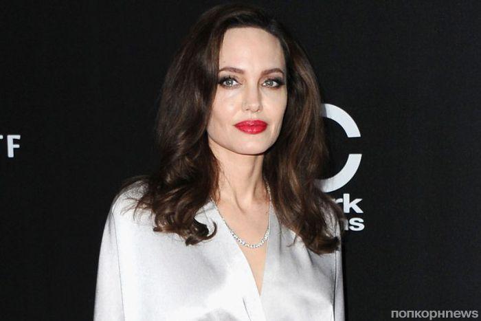 Анджелина Джоли выступила с речью о правах женщин