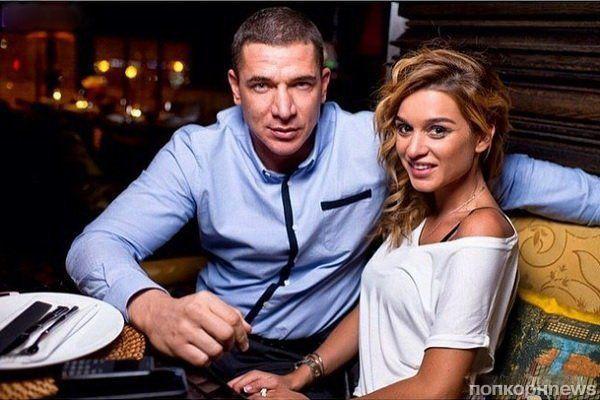 Ксения Бородина отпраздновала годовщину свадьбы