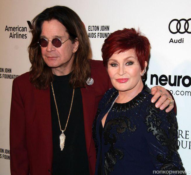 Оззи и Шерон Осборн по-прежнему вместе?