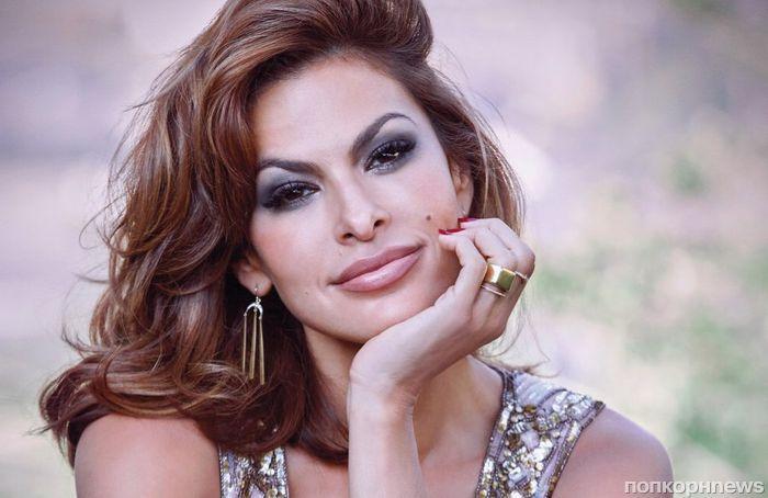 Ева Мендес снялась в рекламной кампании Avon