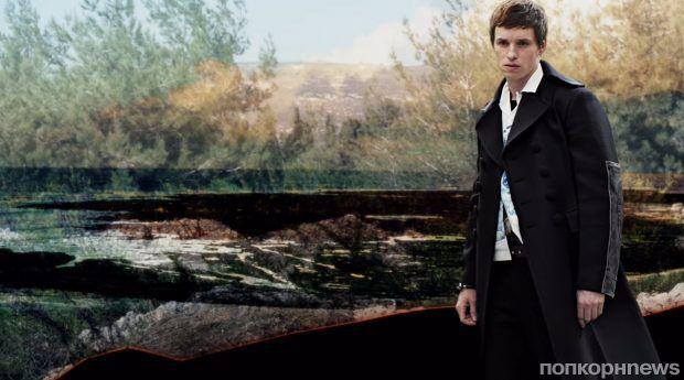 Видео: Эдди Редмэйн в рекламном ролике Prada